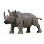 Купить * PE1011 Носорог, 28 см, из каучука с мягкой набивкой