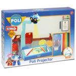 990311 Доска для рисования с проектором Робокар Поли Silverlit