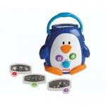 Купить 99570 Музыкальный ночник-проектор Пингвин Fisher Price