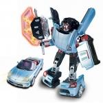 Купить 50080 Игрушка Робот-трансформер Машина Toyota MR2 28 см Happy Well