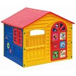 Купить 99362 Детский игровой домик Белка-Стрелка Palplay Marian Plast