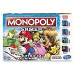 Купить 9900471 Настольная игры Монополия геймер Марио Hasbro Games