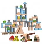 Купить 99624 Игра Angry Birds. Набор кубиков, фигурки, рогатка.