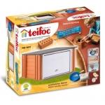 Купить TEI1011 Строительный набор из кирпичиков Гараж Teifoc