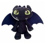 Купить 990665 Мягкая игрушка Большой дракон Беззубик (Ночная фурия) Dragons