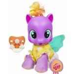 """38261 Интерактивная мягкая Пони """"Озорная малышка Лили"""" My little Pony Hasbro"""