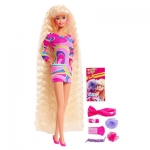 "Купить 990387 Коллекционная кукла ""Totally Hair"" Barbie DWF49 Mattel"
