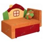 Купить 99015 Детский диван-кровать (тахта) Домик Соната М11-1