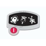 99570 Музыкальный ночник-проектор Пингвин Fisher Price