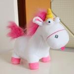 Купить 997023 Мягкая игрушка Единорог Флаффи «Гадкий Я» 35 см Internet Project
