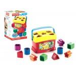 Купить 99571 Первые кубики малыша Fisher Price (Фишер Прайс)
