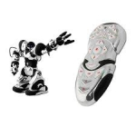*8083 Робот программируемый New Robosapien Wowwee