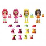 Купить 99672 Игровой набор из 4 кукол Шарлотта Земляничка Strawberry Shortcake