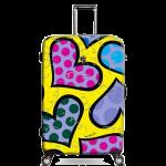 Купить 9912-30 Дорожный чемодан на колесиках Heys Britto Hearts Carnival 30''
