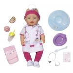 Купить 991333 Интерактивная кукла Доктор Беби Бон Baby Born