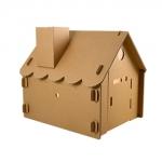 """998444 Дом малый из картона """"Классический"""" Papper House Basic"""