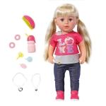 Купить 990046 Кукла Сестричка Baby Born 43 см Zapf Creation