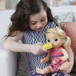9957 Кукла Малышка у врача 36 см Baby Alive Hasbro