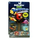 Купить 990017 Набор игрушек-мялок с рогаткой Angry Birds