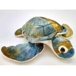 *SW0324 Мягкая игрушка Черепаха 25 см Абвгдейка