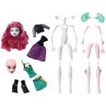 Y6609 Игровой набор Создай монстра Оборотень и Дракон Monster High Mattel