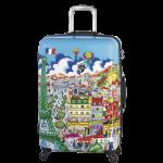 Купить 99108-30 Дорожный чемодан на колесиках Heys Fazzino Paris La Joie de Vie 30''