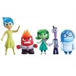 Купить 99749 Набор игрушек из 5 фигурок Эмоции из мультфильма Головоломка Inside Out