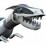 Купить *8095 Робот-динозавр Roboraptor 77 см Wowwee