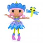 Купить 995336 Кукла Лалалупси Колокольчик 32 см Lalaloopsy Bluebell Dewdrop