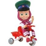 """Купить 99038 Игровой набор Кукла Маша на велосипеде """"Маша и Медведь"""" Simba"""