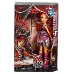 "CHX99 Кукла Monster High Торалей ""Фрик Дю Шик"" Mattel"