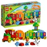 99017 Конструктор Считай и играй 10558 Лего Дупло Lego