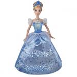 Купить 995546 Кукла Золушка в сияющем платье Disney Princess Mattel