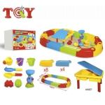 Купить 44007 Стол-песочница с аксесуарами Toy Target