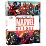 Купить *990112 Книга Энциклопедия Marvel Heroes 2015 Эксмо