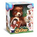 GPH25063 Интерактивная игрушка Мишка Бруно Giochi Preziosi