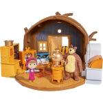 """Купить 99705 Игровой набор Домик Миши """"Маша и Медведь"""" Simba"""