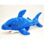 Купить **SW0332 Мягкая игрушка Акула Синяя 46 см Абвгдейка