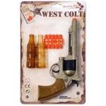 99465/32 Пистолет West Colt в наборе Edison