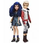 """Купить 993127 Набор из 2 кукол Эви и Карлос Наследники """"Коронация"""" Descendants Disney от Hasbro"""