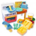 """Купить 99049 Игровой набор с пластилином """"Кухня Плей До"""" Play Doh Hasbro"""