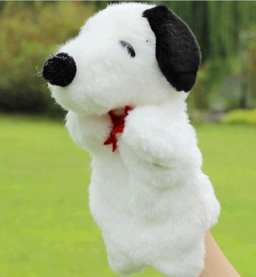 Мягкая игрушка Собака Снупи 27 см Snoopy Dog Toys