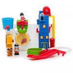 Игрушка для ванны Пожарная станция Жирафики
