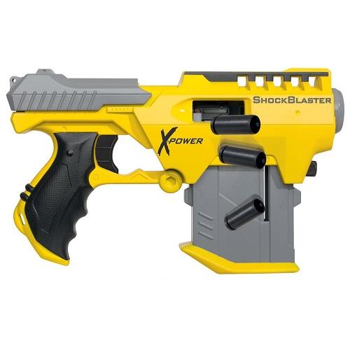Бластер с пистонами X-Power Simba 7210055