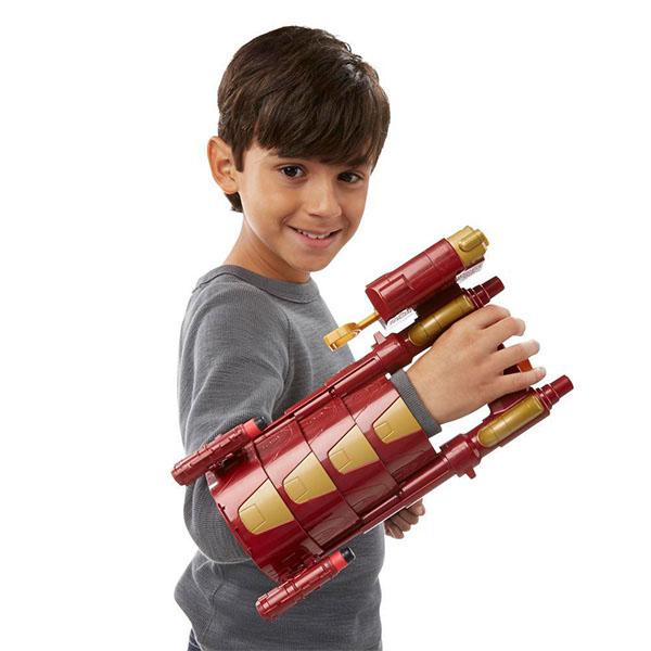 Боевая броня-бластер Железного Человека Hasbro Avengers B9953