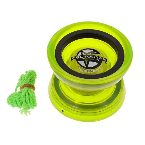 Игрушка Йо-йо YoYoFactory Protostar Зеленый YoYoFactory