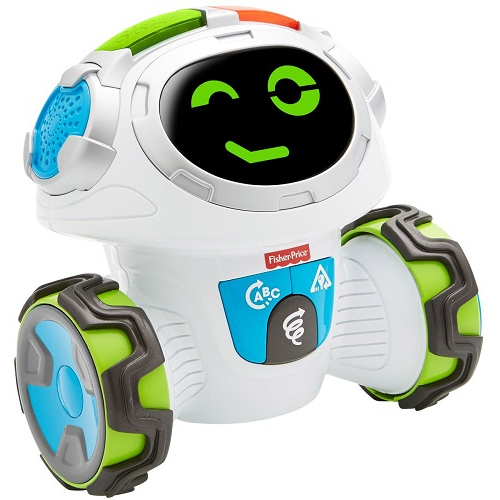 Интерактивный Робот Мови Fisher-Price FKC38