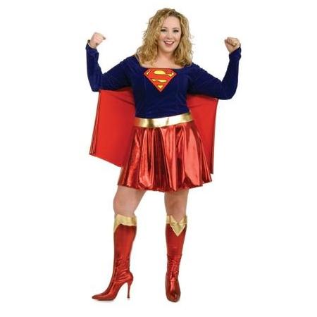 Костюм маскарадный Супер Девушки