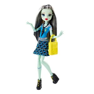 Кукла Фрэнки Штейн Mattel DNW99 Monster High