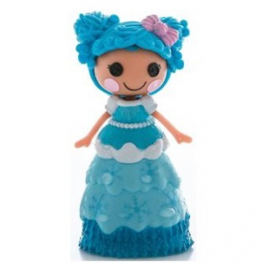 Кукла мини Лалалупси Зимняя 7.5 см Lalaloopsy MGA Entertainment